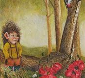 Postkarte 01: Schorsch & Géraldine